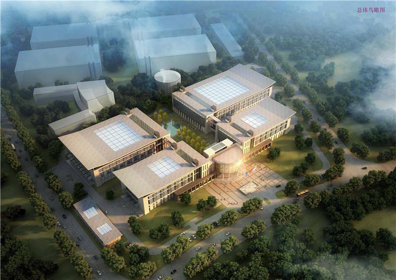 建筑设计-上海林同炎李国豪土建工程咨询有限公司